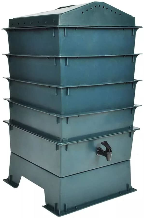 Worm City 100 Best Wormery Composter UK