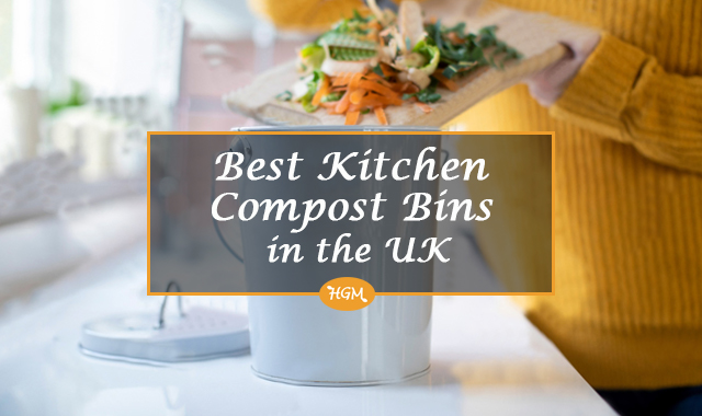 best kitchen compost bins in the uk