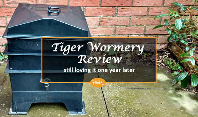 tiger wormery review